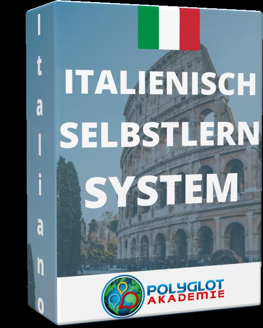 Das Italienisch Selbstlernsystem
